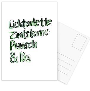 Lichterkette & Du