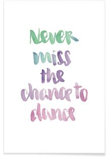 Never Miss a Chance