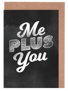 Me Plus You