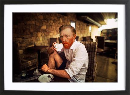 Van Gogh coffee time