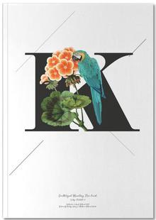 Botanical Alphabet - K