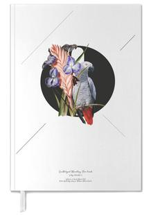 Botanical Alphabet - O