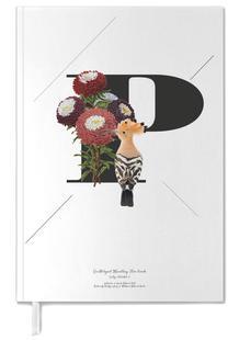 Botanical Alphabet - P