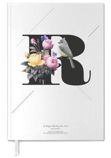 Botanical Alphabet - R