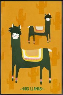 Dos Llamas