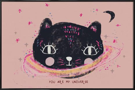 You Are My Universe Rosa