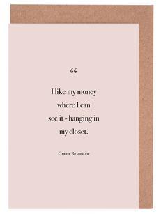 I like My Money