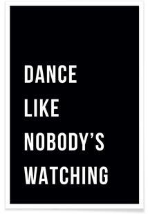 Dance - Black