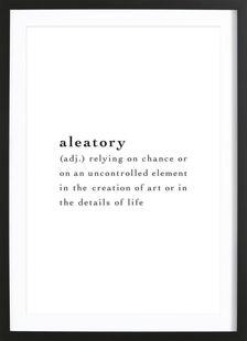 Aleatory
