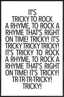 Rock a rhyme