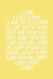 Jump Yellow