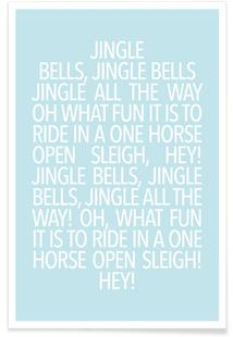 Jingle Bells Blue