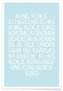 Kling, Klokje Blue