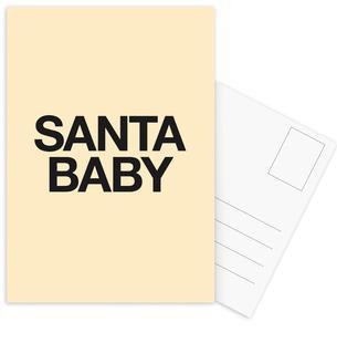 Santa Baby Yellow