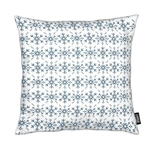 Snowflakes White-Blue