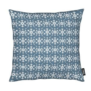 Snowflakes Blue-White