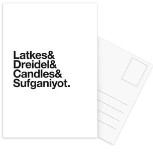 Latkes & Sufganiyot