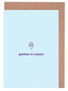 Partner in Cream