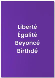 Birthdé