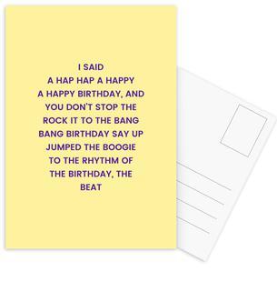 Birthday's Delight