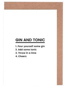 G&T Recipe