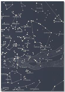 Carte du Ciel I