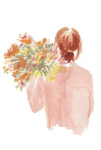 Flowergirl I