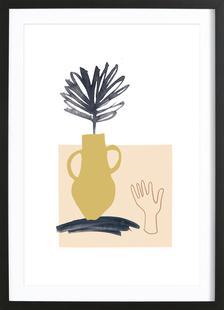 Plants in Vases 02