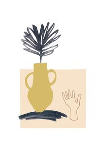 Plants in Vases 02