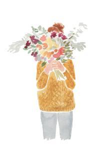 Flowergirl III