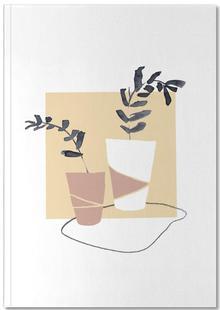 Plants in Vases 04