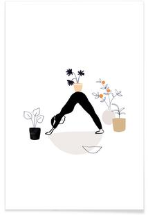 Yoga With Plants 01