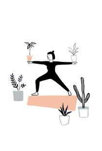 Yoga With Plants 02
