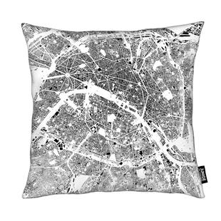 Paris Map Schwarzplan