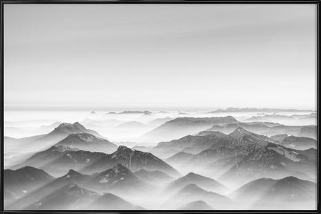 Balloon Ride over the Alps 2