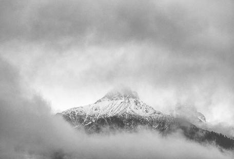 Peak in the Clouds