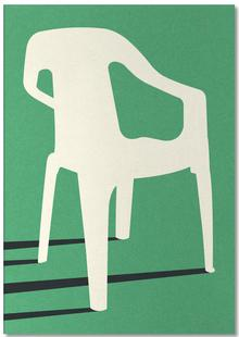 Monobloc Plastic Chair No III