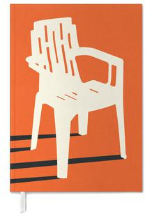 Monobloc Plastic Chair No VII