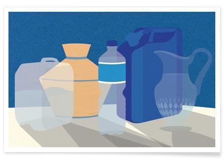 5 Wasserbehälter