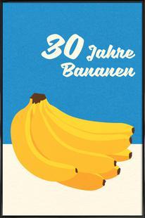 30 Jahre Bananen