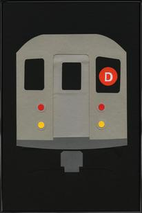 New York Subway Car R62