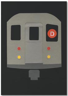 New York Subway Car R62