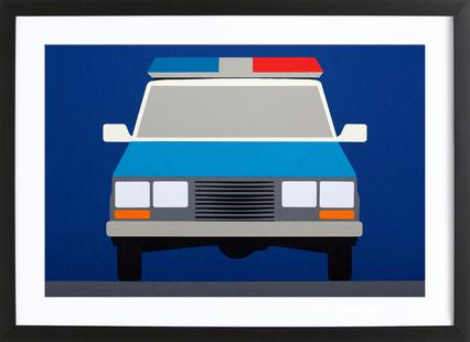 Police Car 1988