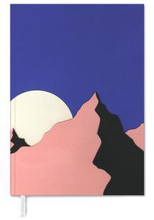 Death Valley Moon II