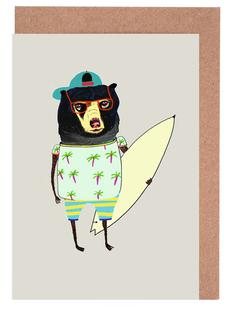 Bear Surfer