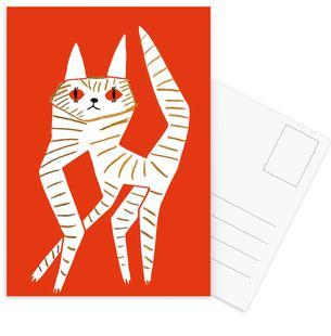Cat Red