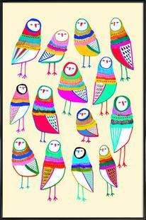 Owl Pattern 1