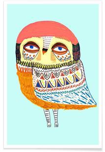 Owl boy