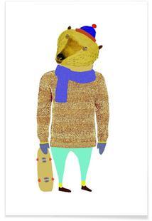 Bear Skater