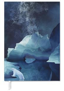 Polar Bear by Night